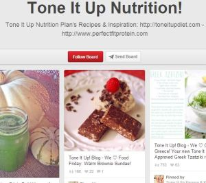 pinterest + food + tiu girls = <3
