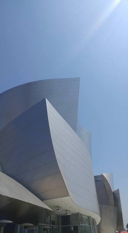 Disney Concert Hall in LA