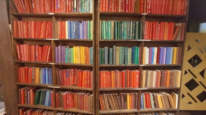 The Last Bookstore in LA